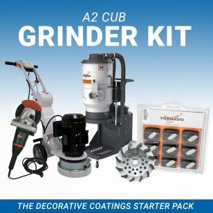 A2 Cub Grinder Kit