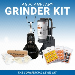 A6 Planetary Grinder Kit