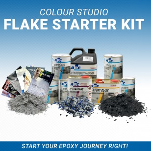 Colour Studio Flake Starter Kit