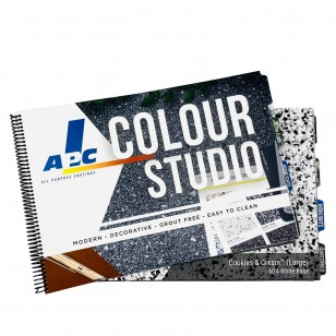 Colour Studio Sample Book –Large