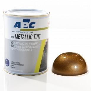 Brass Metallic Epoxy Tint 1L