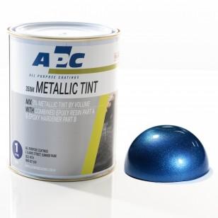 Deep Ocean Metallic Epoxy Tint 1L