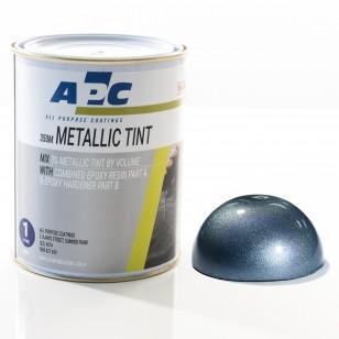 Sea Breeze Metallic Epoxy Tint 1L