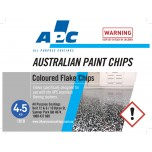 Australian Paint Chips - Plain Colour - 4.5KG
