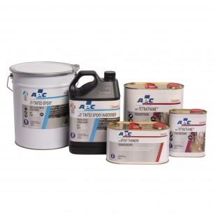 EPO100T® UV Plain Epoxy Coating Kit 36m2 (Tetrathane®)