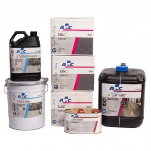 Hyper Flake Signature Series Coating Kit 36m2 - Essential Finish