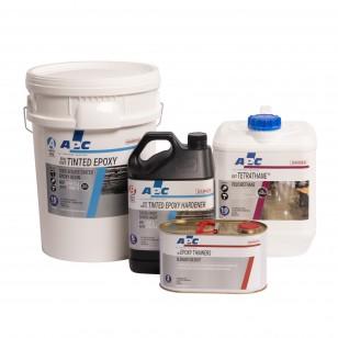 EPO100T® UV Plain Epoxy Coating Kit 60m2  (Tetrathane®)