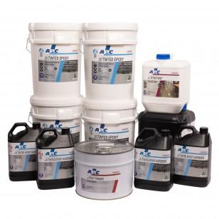 EPO100T® UV Plain Epoxy Coating Kit 240m2 (Tetrathane®)