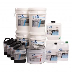 EPO100T® UV Plain Epoxy Coating Kit 240m2 (Sparta60)