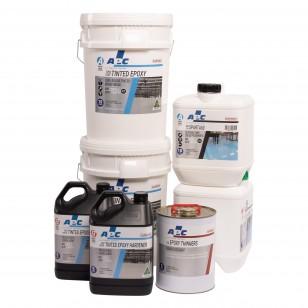 EPO100T® UV Plain Epoxy Coating Kit 120m2(Sparta60)