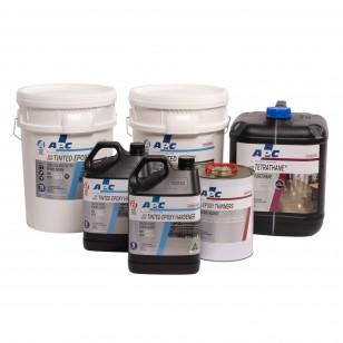 EPO100T® UV Plain Epoxy Coating Kit 120m2 (Tetrathane®)