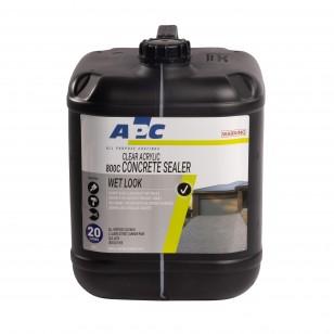 Clear Acrylic Concrete Sealer 20L