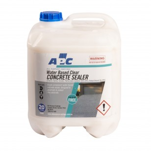 Water Based Concrete Sealer 20L