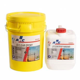 EPO100C® Clear Epoxy Coating Kit 30L