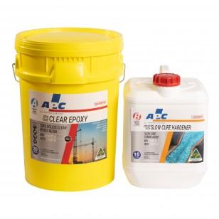 EPO100SCC Slow Cure Clear Epoxy Coating Kit 30L