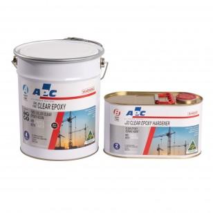 EPO100C® Clear Epoxy Coating Kit 6L