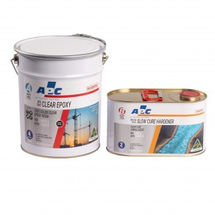 EPO100SCC Slow Cure Clear Epoxy Coating Kit 6L