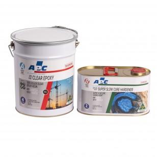 EPO100SSC Super Slow Cure Clear Epoxy Coating Kit 6L