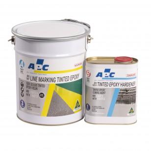 EPO100L Line Marking Tinted Epoxy Coating Kit 4L