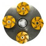 Super Sander Converter Plate Polivac
