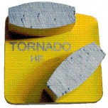 9pk 30 Grit Yellow Double Seg