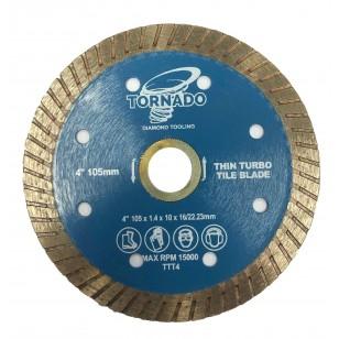 "4"" Thin Turbo Tile Blade"