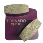 9pk 60 Grit Purple Double Seg