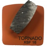9pk 16 Grit Orange Single Seg