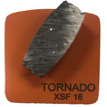9pk 16 Grit Orange Single Seg