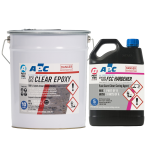 Fast Cure Clear Epoxy Coating Kit 15L