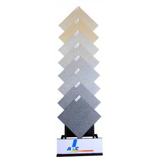 8 Hyper Flake Signature Series Sample Tiles 45cmx45cm