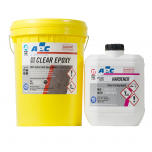 Slow Cure Clear Epoxy Coating Kit 30L