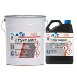 Slow Cure Clear Epoxy Coating Kit 15L