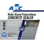 Water Based Polyurethane Concrete Sealer