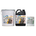 EPO100GT™ Epoxy Resin Glaze Tinted 17L Kit