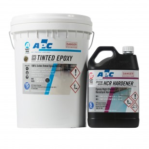EPO100HCR™ High Chemical Resistant Tinted Epoxy Kit 20L