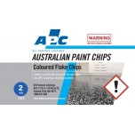 Australian Paint Chips - Plain Colour - 2kg