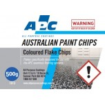 Australian Paint Chips - Plain Colour - 500g