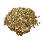 Gold Metallic Flake 2.25kg