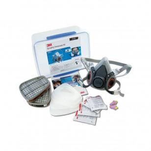 3M 6251 A1P2 Spraying Respirator Kit