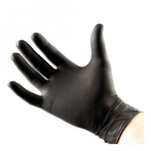 Nitrile Blax Disposable Gloves XL - 100 Gloves