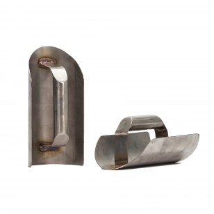 Coving Tool Stainless Steel 50mm