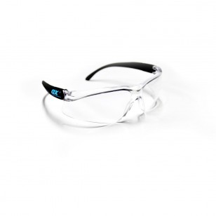 Ox Clear Safety Glasses