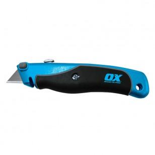 Ox Soft Grip Utility Knife