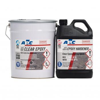 EPO100C® Epoxy Resin Clear 15L