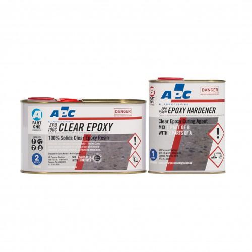 Epoxy Resin Clear 3L - Epoxy Supplies