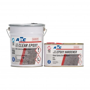 EPO100C® Epoxy Resin Clear 6L