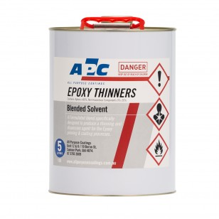 Epoxy Thinners 5L