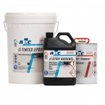 Plain Coat Epoxy Flooring Kit 60m2