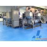 EPO100T® Epoxy Coating Kit Tinted 4L - Standard Colour Range